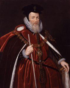 William Cecil, Secretary of State to Elizabeth I