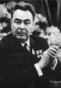 Leonid Brezhnev: oversaw Stagnation and Decline