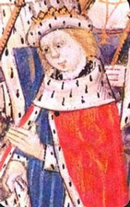 Edward V whilst he was Prince of Wales