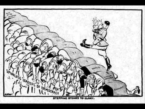 Hitler's aims: Lebensraum and Grossdeutschland