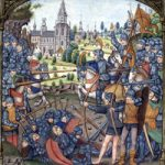 The Battle of Wakefield, 30 December 1460