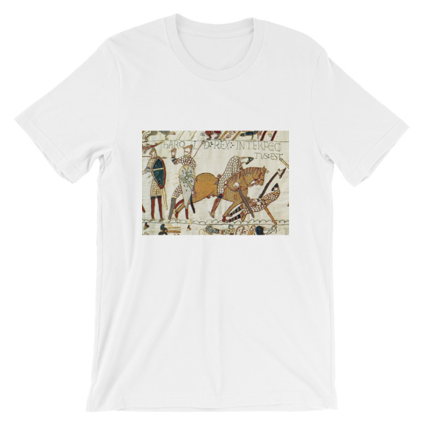 Harold Godwinson, Short-Sleeve Unisex T-Shirt
