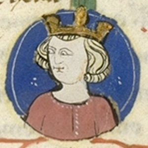Image of William as a young Duke of Normandy