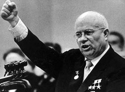 Destalinisation began after Khrushchev's Secret Speech