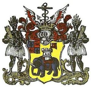 Logo of the Royal African Company