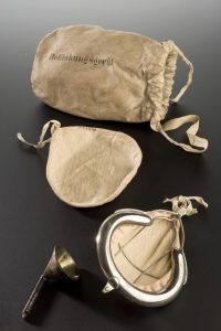 German Anaesthesia Kit for Surgery on the First World War Battlefield