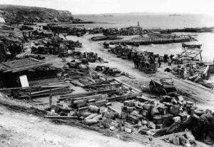 Gallipoli Campaign. Beachhead