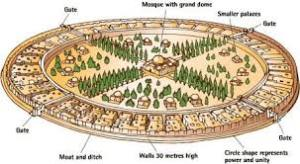 Abbasid Baghdad, Islamic Capital City. Worksheet KS2 History