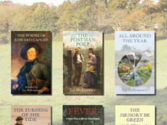 Books set in Devon by Liz Shakespeare