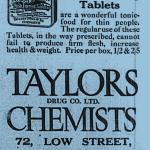 Flesh Forming Tablets