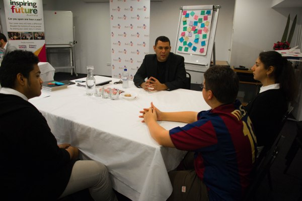 Aussip Hosts Career Speed Networking Links Learning