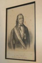 Lithographie de Sarda Garriga. Celui-ci est envoyé sur l'île pour y appliquer le décret sur l'abolition de l'esclavage, c'est chose faite le 20 décembre 1848. Les travailleurs engagés vont alors remplacer la main d'oeuvre servile.