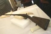 Fusil de François Mussard, le célèbre chasseur de marrons