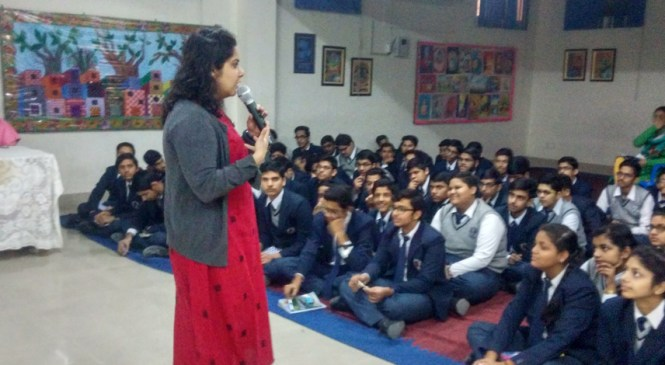 Lions Public School Organizes Counseling Workshop for all Class Xth Students