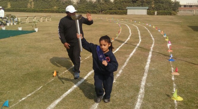 "Gyaananda School Organises Annual Sports Day ""AAROHNAM"" for Primary Wing"