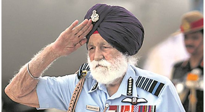 Air Force to Organize Marshal Arjan Singh Memorial Hockey Tournament