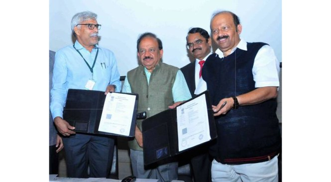 CSIR lab to give Technology for India's first Indigenous Lithium Ion Battery Project