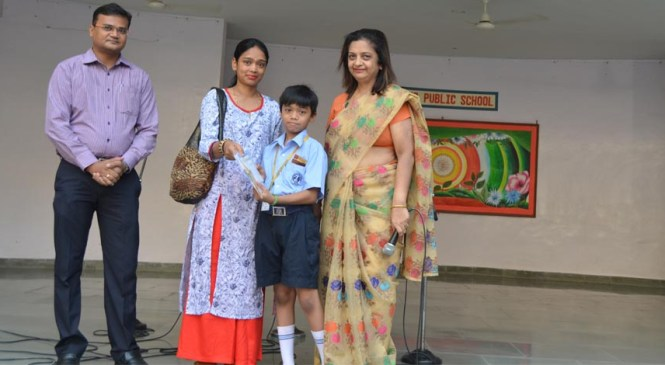 LPS Student Ambrish Gupta Gets 7th Rank in National Computer Olympiad