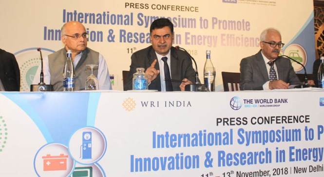Power Minister R K Singh Inaugurates INSPIRE 2018