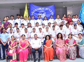 LPS Organizes Investiture Ceremony for the Academic Session 2019-20