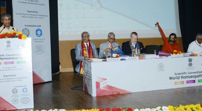 Scientific Convention To Bridge the Gap Between Science and Tradition