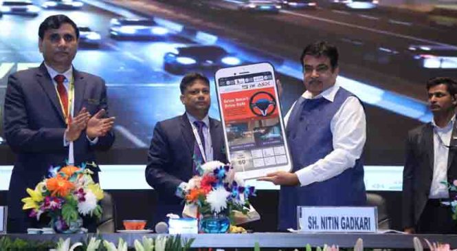 Nitin Gadkari Inaugurates NuGen Mobility Summit-2019