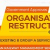 Modi Cabinet Approves Restructuring of Railways