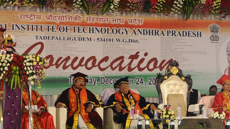 Vice President Asked IITs and NITs to Transform Themselves into Hubs of Innovation