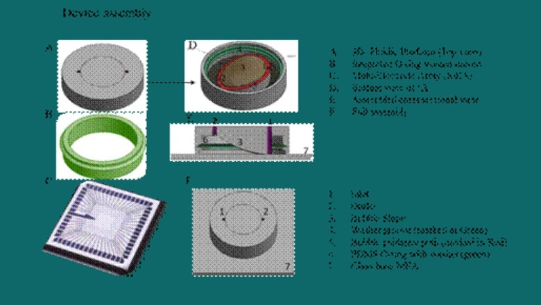 Researchers of JNCASR implemente a 3D-Fluidic device for monitoring of growth of parent cells