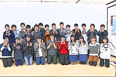 中等部卒塾式(2017年)