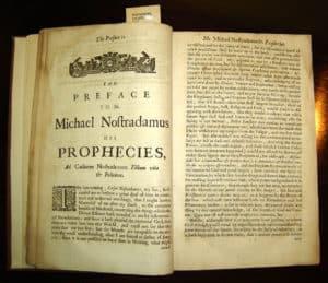 Nostradamus 2 300x259 Michel De Nostradame (Nostradamus): Biography & Predictions