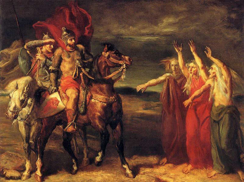 Macbeth William Shakespeare