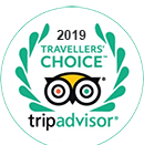2019 Travellers' Choice badge award
