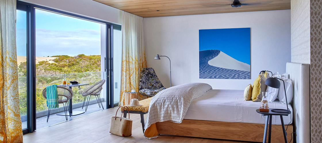 Morukuru Beach Lodge in De Hoop Nature Reserve, Cape province