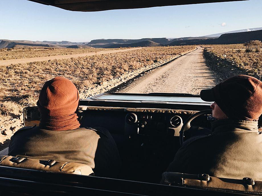 Overberg Road Trip