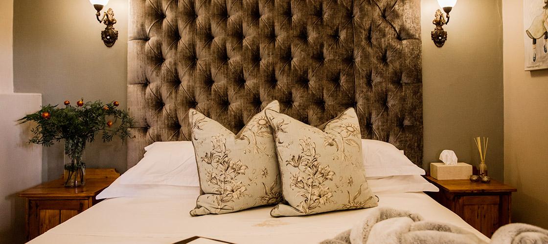 Luxury family accommodation