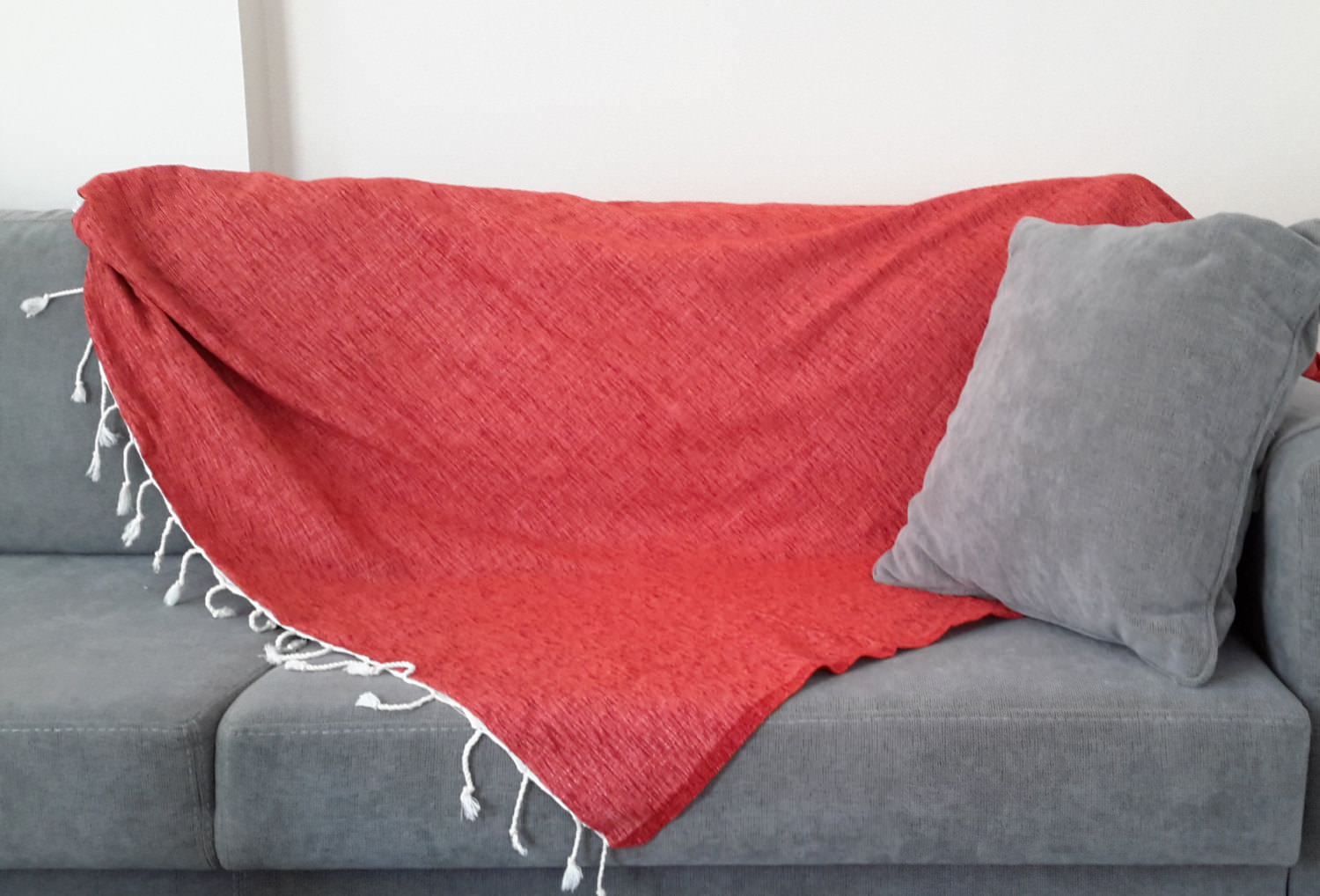 sofa cover blankets transitional styles handwoven ecofriendly seat bedspread schooner