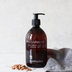 cedarwood rainpharma skin wash 500ml