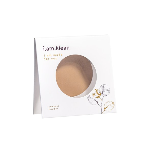 i.am.klean compact foundation