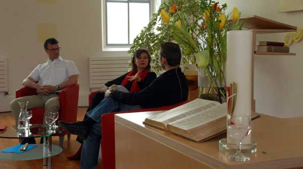 Besondere Umgebung: Reformierte Kirche