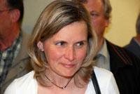 Neue Kirchgemeinderätin Agnesa Krasnopolski