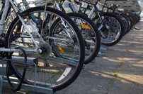 273 bikes outside MIlton Keynes train station web