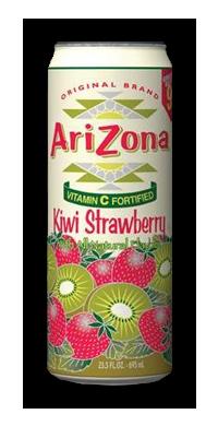 Arizona Kiwi Strawberry Tea Image