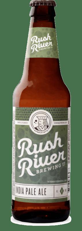 Rush River Bubblejack IPA Image