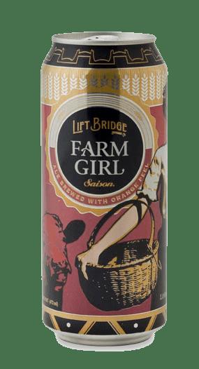 Lift Bridge Farm Girl Image