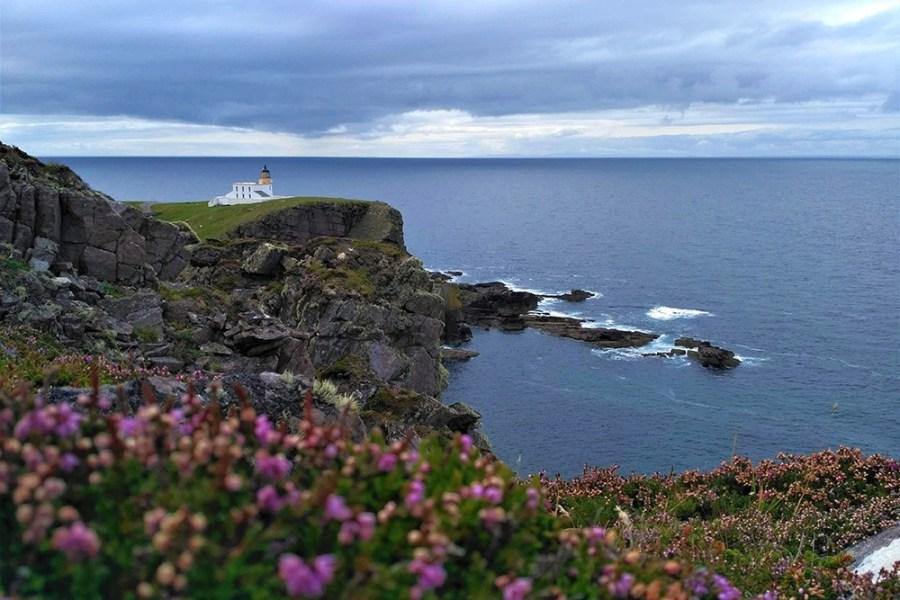 Der Neist Point auf der Insel Skye ist ein Katalogmotiv vieler Auto Rundreisen durch Schottland.