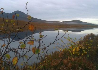 Eine Reise nach Schottland im Herbst ist empfehlenswert.