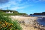 Die idyllischste Kuestenstrasse unserer Rundreise durch Schottland ist die North Coast 500.