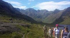 Alle Informationen zu Schottland und Schottlandreisen, Wandern und Trekking findet man bei Wind&Cloud Travel.