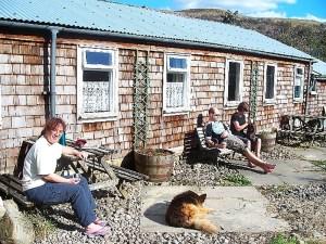 Hostels, Jugendherbergen, Hotels, B&Bs - es gibt viele Unterkünfte in Schottland.